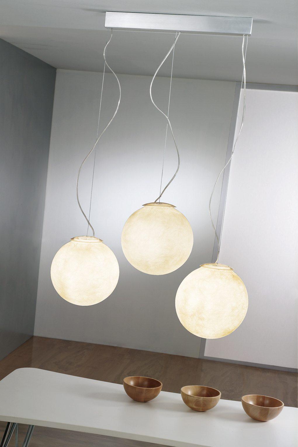 """Pendellampe """"Tre Lune"""" fra In.es-Artdesign"""