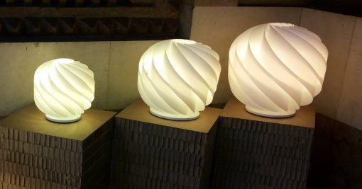 klone bordlampe/vegglampe