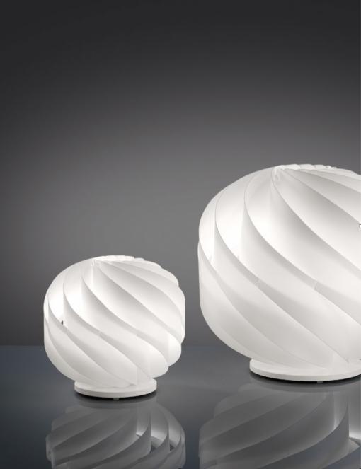 design bordlampe